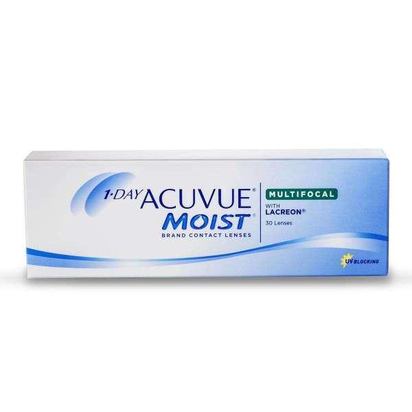 Lentes de Contato 1 Day Acuvue Moist Multi Focal