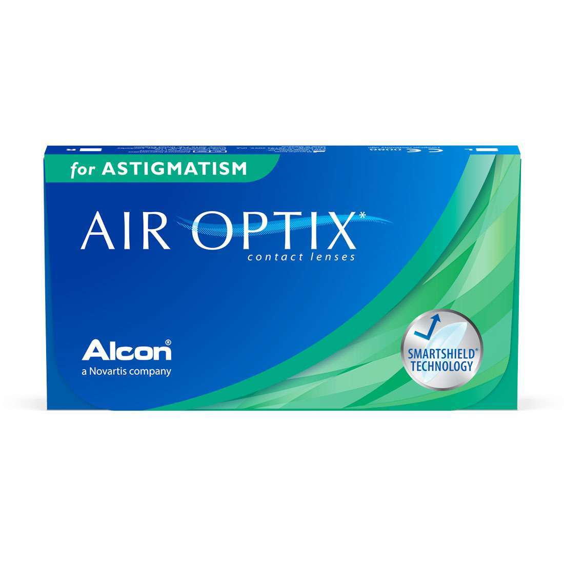 Lentes de Contato Air Optix for Astigmatismo