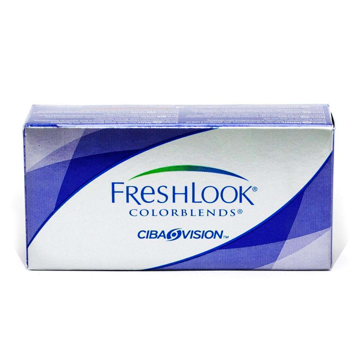 Lentes de Contato Freshlook Colorblends sem Grau