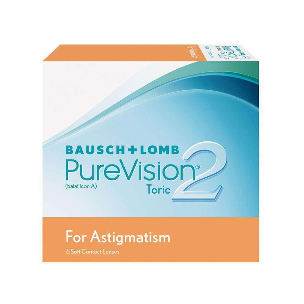 28c6b2d59b72a Lentes de Contato Purevision 2 para Astigmatismo