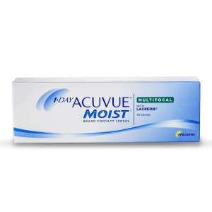 Lentes de Contato 1 Day Acuvue Moist Multi Focal
