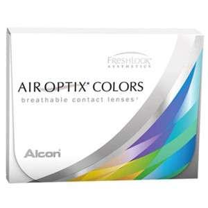 Lentes de Contato Coloridas Air Optix Colors com Grau