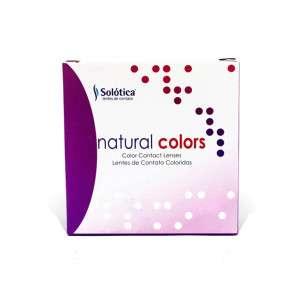 Lentes de Contato Natural Colors