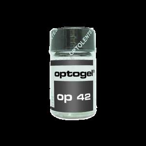 Lentes de Contato Optogel Op 42
