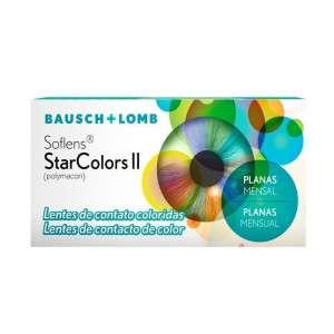 Lentes de Contato Soflens Starcolors II (Sem Grau)