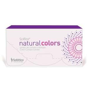 Lentes de Contato Solflex Natural Colors - Sem grau